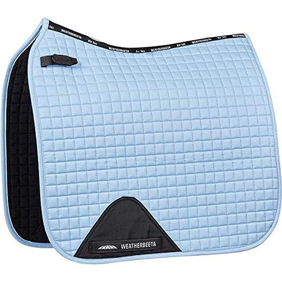 3f50c0be5541 Weatherbeeta Prime Dressage Saddle Pad (Full) (Denim)  Amazon.co.uk   Clothing