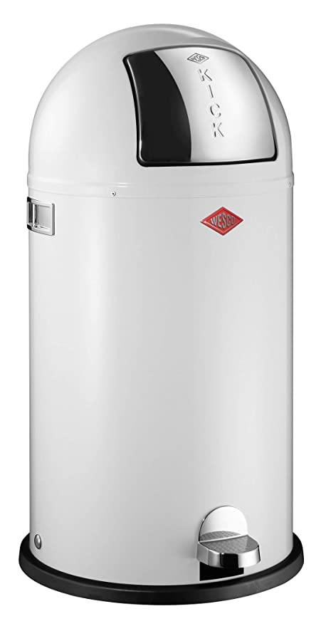 Wesco Kickboy Wit.Wesco Kickboy 40l White