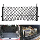 Cargo Net-Trunk Organizer Vehicle Storage-Envelope Trunk Cargo Net For Chevrolet Equinox GMC Terrain GMC Acadia Buick Enclave Chevy Traverse 2010 - 2017 2018