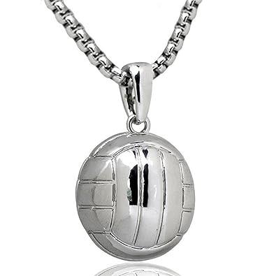 Nouveau De BallFemmes Hommes Collier Volley Luckygirls ukZOPXi