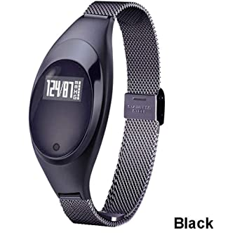 JingJingQi Reloj Inteligente 2019 Mujeres Z18 Smart Watch ...