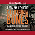 California Bones Audiobook by Greg van Eekhout Narrated by Jonathan Todd Ross