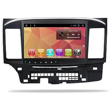 Reproductor GPS para Radio de Coche Android 7.1 Navi, para Mitsubishi Lancer 2007 – 2016