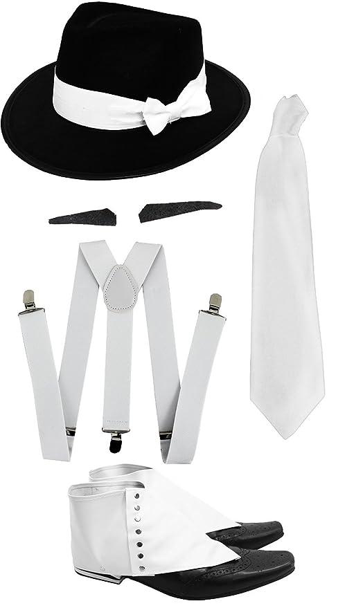 i love fancy dress - Accessori per costume da gangster costume in stile  anni   fcd718a4697d