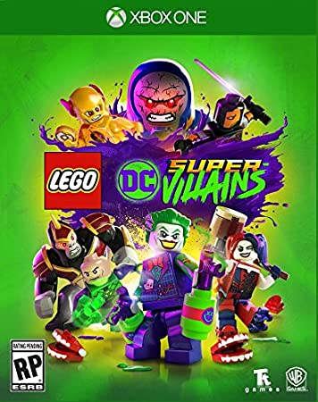 LEGO DC Supervillains Deluxe Edition - Xbox One