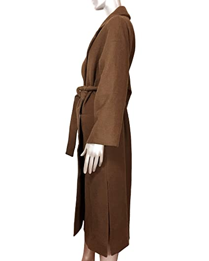 Zara Cappotto Donna Marrone M: Amazon.it: Abbigliamento