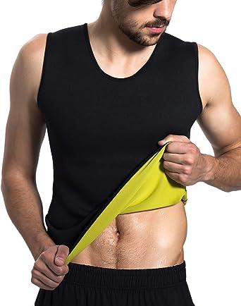 Roseate Men's Body Shaper Hot Sweat