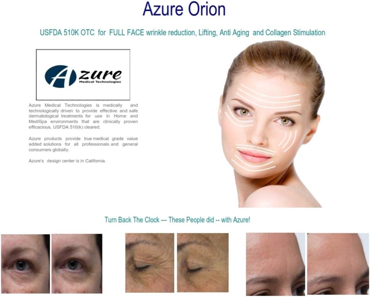 Amazon Com Jadience Azure Anti Aging Facial Wrinkle Reducing
