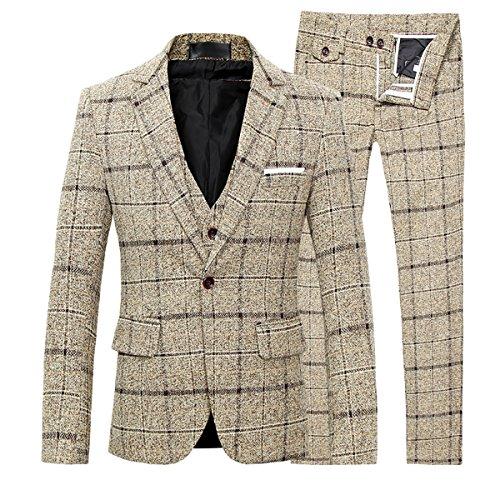 Plaid Suit - 8