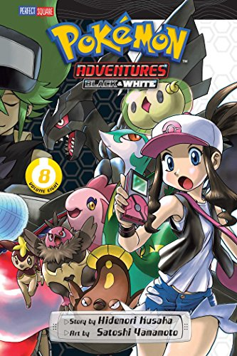 Pokémon Adventures: Black and White, Vol. 8 (Pokemon) Photo - Pokemon Gaming