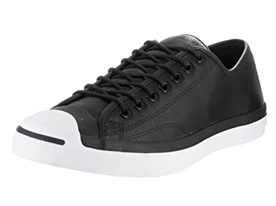 f4beebb522f7 Converse Unisex Jack Purcell Jack Ox Black Casual Shoe 12 Men US