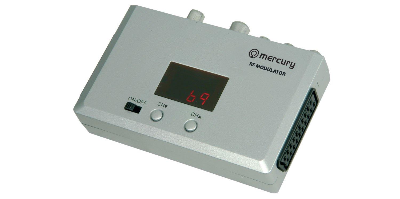 Modulatore di radio frequenza Mercury 350.11112V 250mA AVSL
