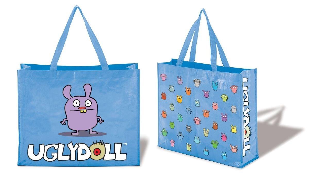Ugly Dolls Einkaufstasche - hellblau Hellblau