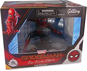 Spider-Man: Far from Home Marvel Gallery Diorama