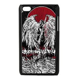iPod Touch 4 Case Black Heaven Shall Burn K093744