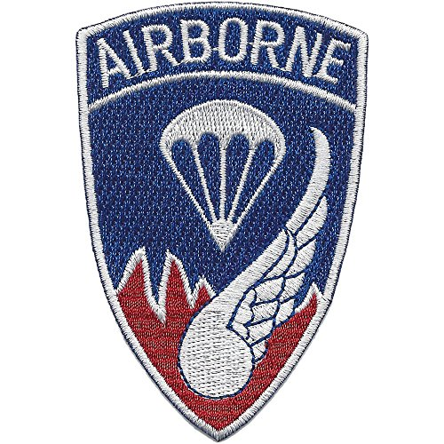 187th RCT Airborne Infantry (187th Airborne Patch)