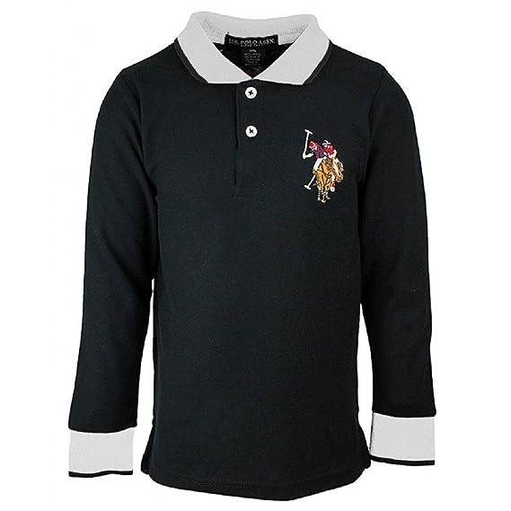 US Polo Assn - Camiseta de Manga Corta - Básico - Clásico - para ...