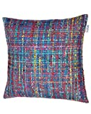 Montage Cushion Multi W/ Feath Dimensions: 23.5''W x 0.5''D x 23.5''H Weight: 5 lbs