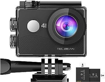 Tec.Bean 16 MP 4K Ultra HD Waterproof Action Camera