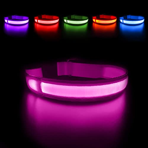 MASBRILL-Light-Up-Dog-Collar,-LED-Safety-Collar-with-USB-Rechargeable
