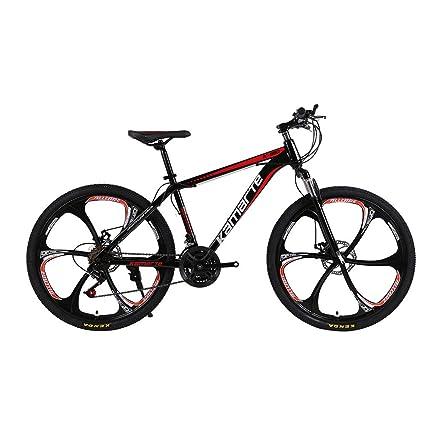 Amazon.com: Bicicleta de montaña Gunai de 26 pulgadas, súper ...