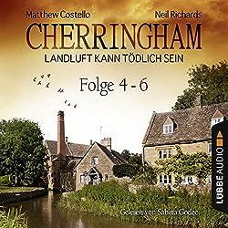 Cherringham - Landluft kann tödlich sein: Sammelband 2 (Cherringham 4-6)