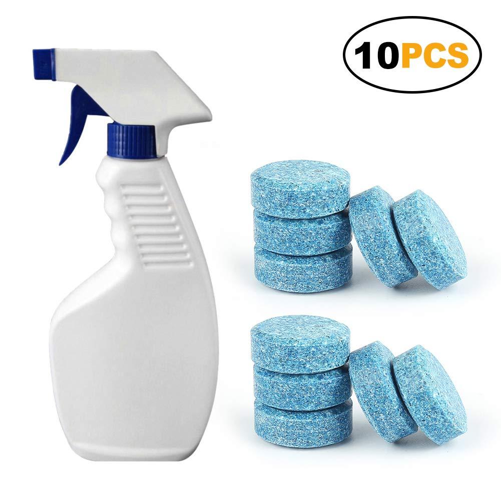 Aubess - Juego de limpiador de espray multifuncional, para el hogar ...