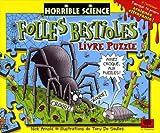 Folles bestioles : Livre puzzle