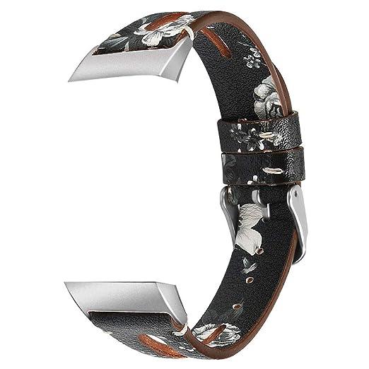 Correa de Repuesto para Reloj de Pulsera Fitbit Charge 3 Mode: Amazon.es: Relojes