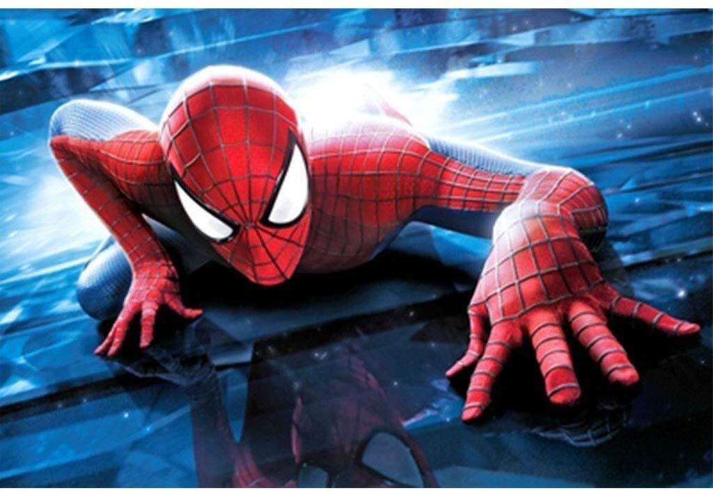 PUZZLEQI Spider-Man Comics Madera Rompecabezas, Vengadores ...