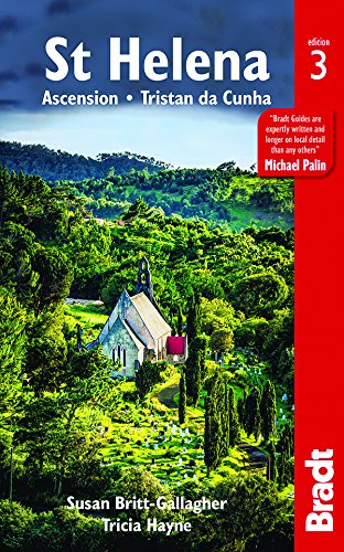 St. Helena (Bradt Country Guides)