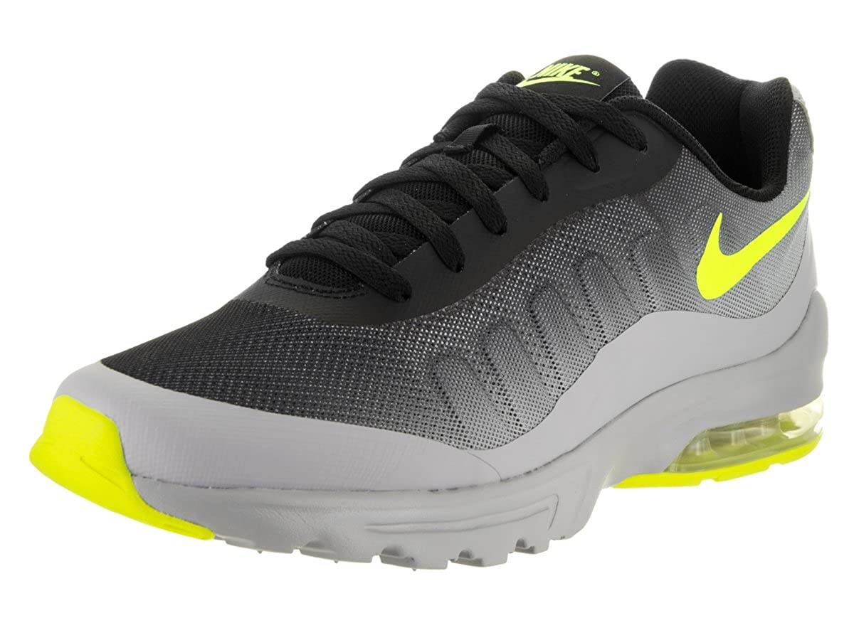 Nike Men s Air Max Invigor Print Running Shoe Wolf Grey Volt Black Cool Grey  13 D(M) US  Buy Online at Low Prices in India - Amazon.in 4e463c373