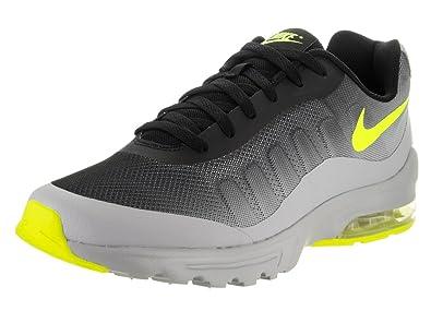 a07e8f34d5 Nike Men s Air Max Invigor Print Running Shoe Wolf Grey/Volt Black Cool Grey