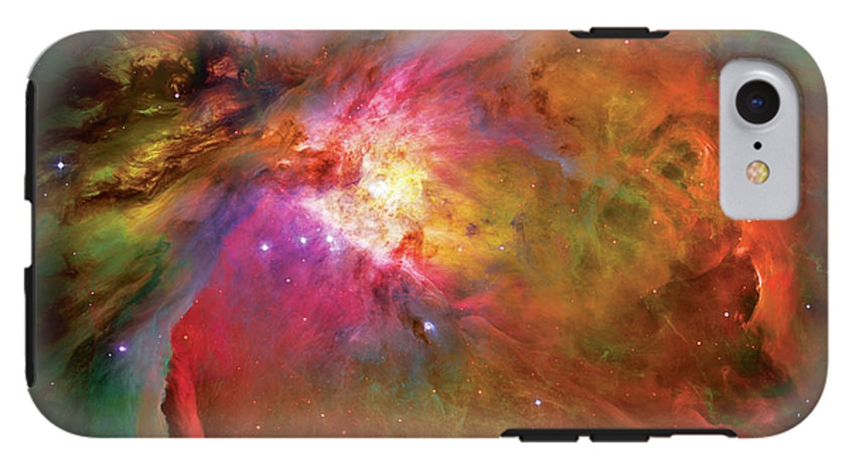 iPhone 8 Case ''Into The Orion Nebula'' by Pixels by Pixels