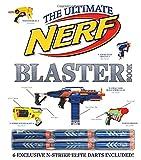 Best Nerfs - NERF: Ultimate Blaster Book Review