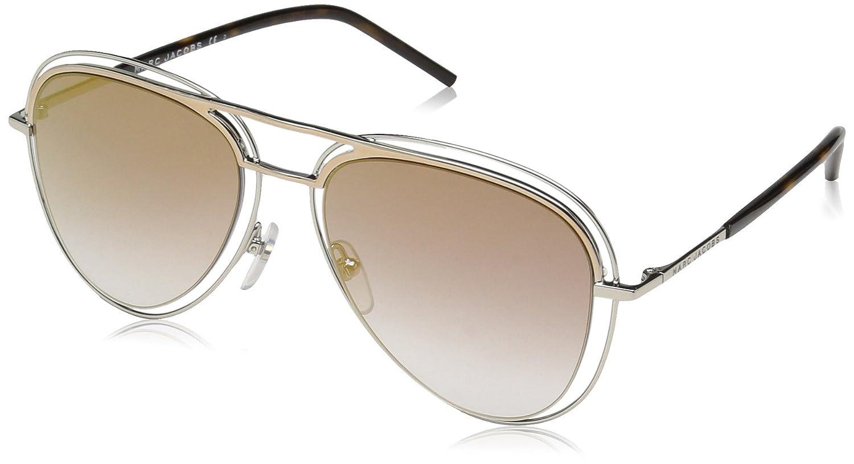Marc Jacobs Mens Double Frame Aviator Sunglasses