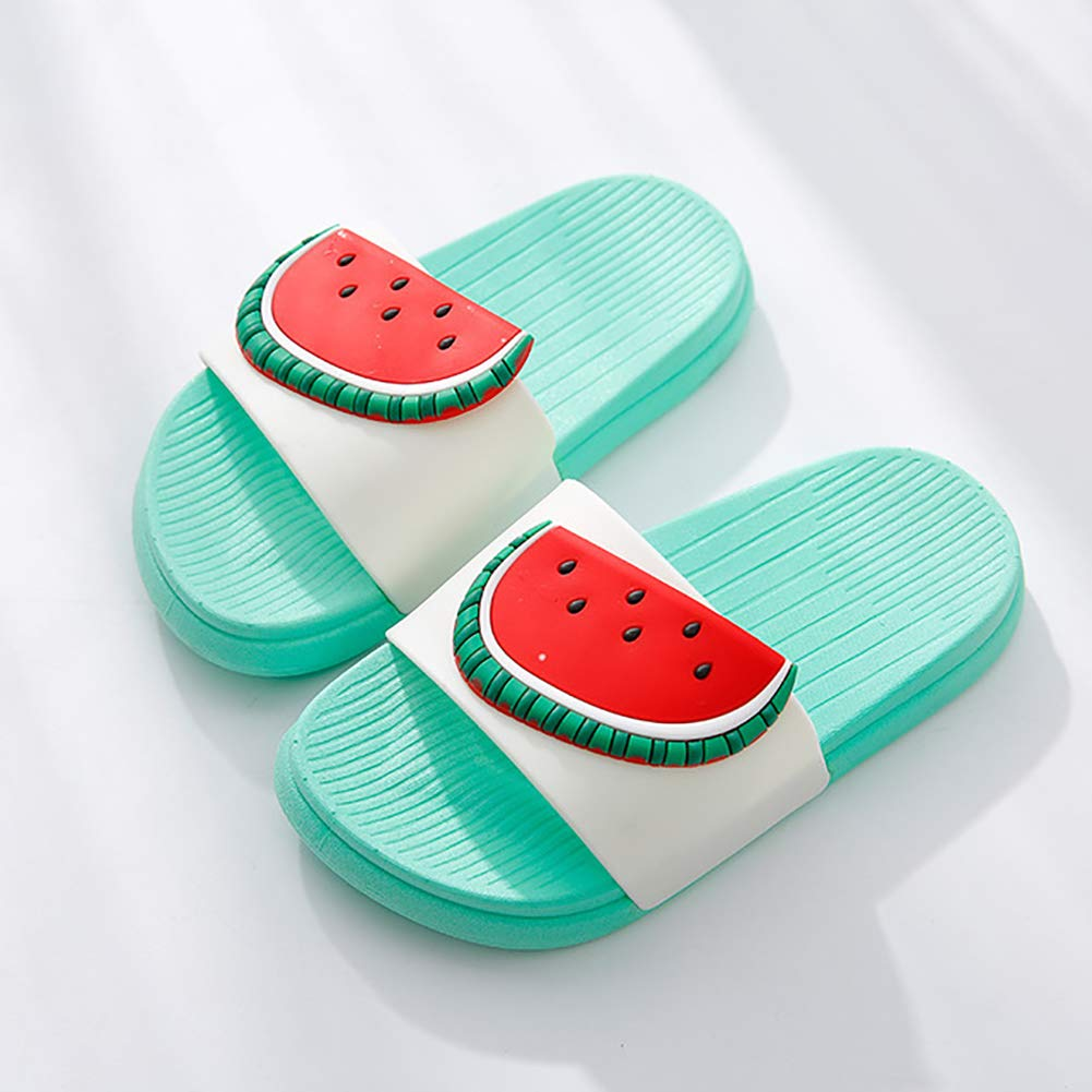 Cute Water Shoes Boys Girls Shower Pool Slipper Kids Unicorn Slippers Slide Sandals Toddler//Little Kids