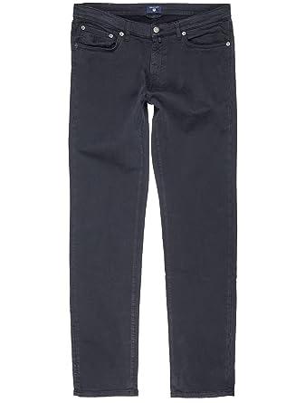 Regular Fit Desert Jeans - Navy GANT 2018 Newest For Sale TOPJi0Q