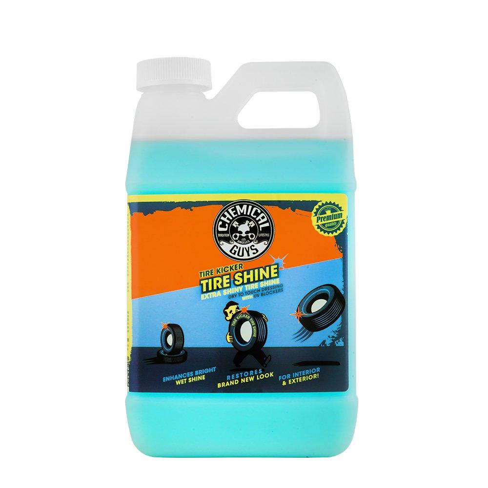 Chemical Guys TVD11364 Kicker Extra Glossy Tire Shine (64oz), 64. fluid_ounces