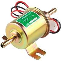 RONSHIN Bomba de Combustible diésel a Gas de 12 V/24 V a Baja presión
