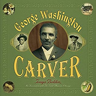 book cover of George Washington Carver By