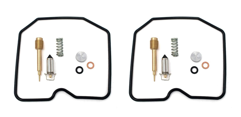 DP 0101-125 Carburetor Rebuild Repair Parts Kit (Set of 2) Fits Kawasaki