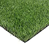 Artificial lawn Premium Synthetic Turf Fake Grass Indoor Outdoor Landscape Pet Dog Area, More Than 30 (16in x 24in)