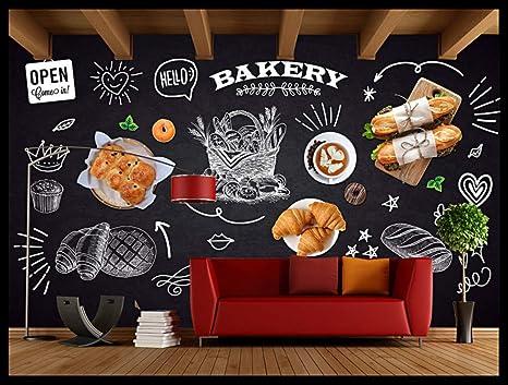 Foto Mural De La Pared Sala De Estar Dormitorio -Pizarra ...