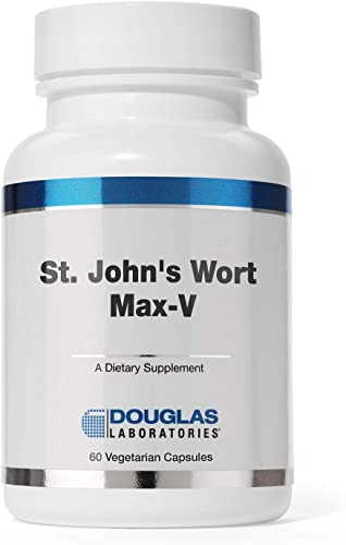 Douglas Laboratories – St. John s Wort Max-V – Standardized Extract to Support Mental and Emotional Health – 60 Capsules