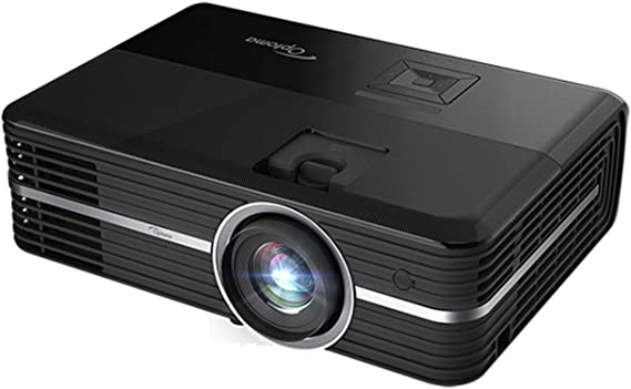 Optoma UHD51ALV True 4K UHD Smart Projector with HDR | Super Bright 3
