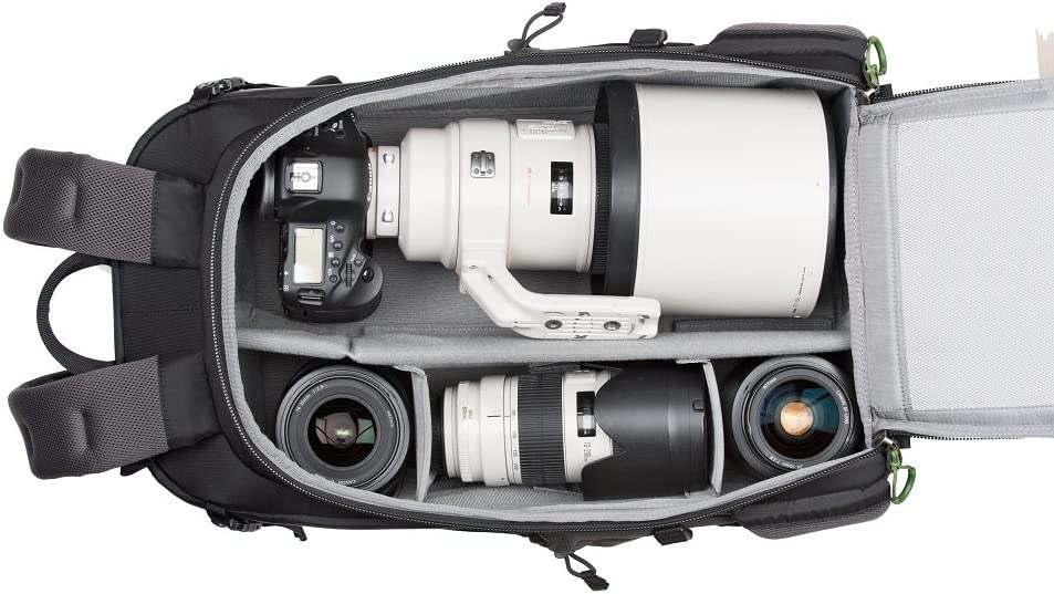 MindShift Gear Backlight 18L Outdoor Adventure Camera Daypack Backpack Charcoal