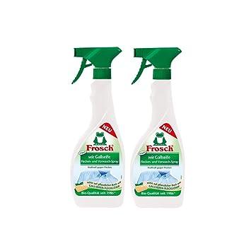 Rana de x 2 como bilis jabón mancha removedor y prlavado de botella del aerosol aerosol