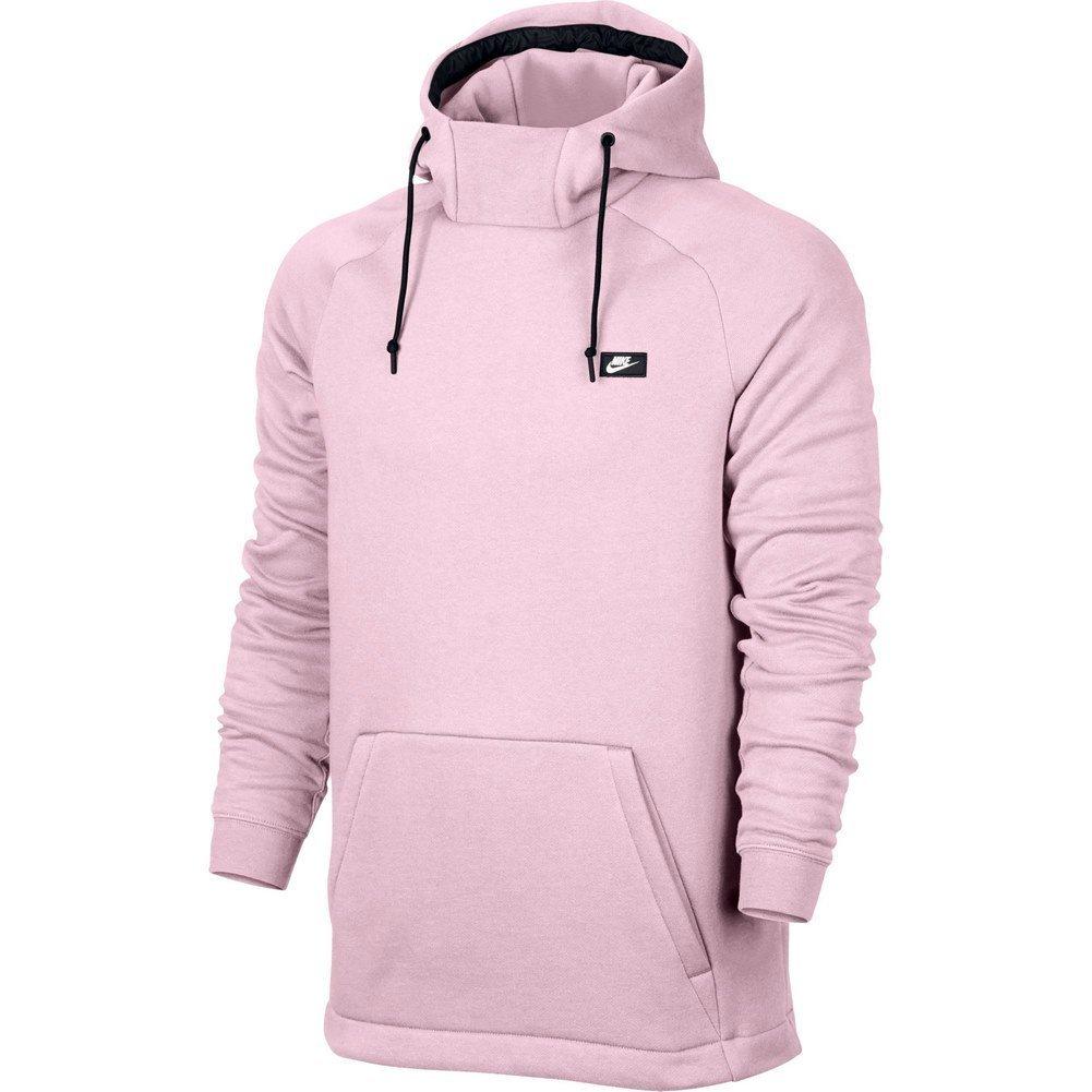 Nike Sudadera Capucha Sportswear Modern Pullover Rosa Talla: XL (X-Large): Amazon.es: Ropa y accesorios