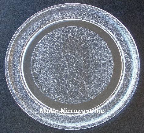 Rival Microwave Glass Turntable Plate / Tray 9 (Rival Appliance Parts)